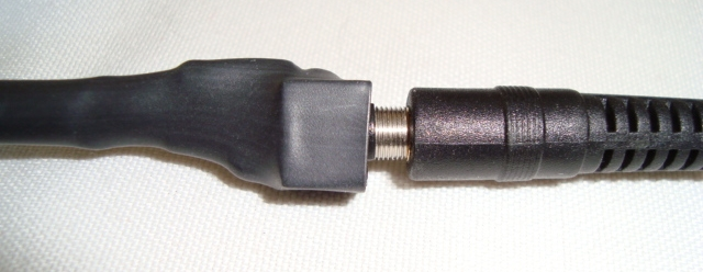 Fully seated connector